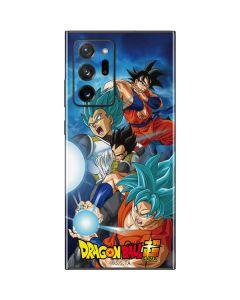 Goku Vegeta Super Ball Galaxy Note20 Ultra 5G Skin