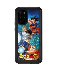 Goku Vegeta Super Ball Galaxy S20 Plus Waterproof Case