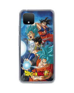 Goku Vegeta Super Ball Google Pixel 4 XL Clear Case