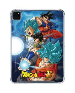 Goku Vegeta Super Ball iPad Pro 11in (2020) Clear Case