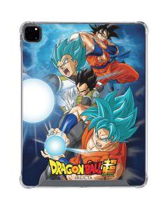 Goku Vegeta Super Ball iPad Pro 12.9in (2020) Clear Case