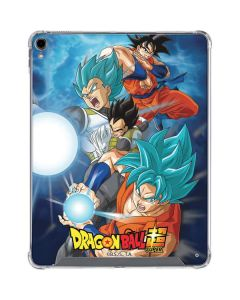 Goku Vegeta Super Ball iPad Pro 12.9in (2018-19) Clear Case
