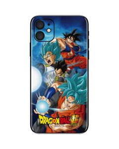 Goku Vegeta Super Ball iPhone 11 Skin