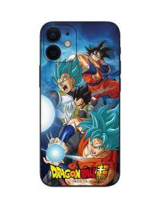Goku Vegeta Super Ball iPhone 12 Mini Skin