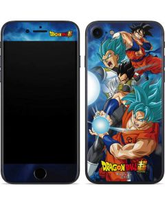 Goku Vegeta Super Ball iPhone SE Skin