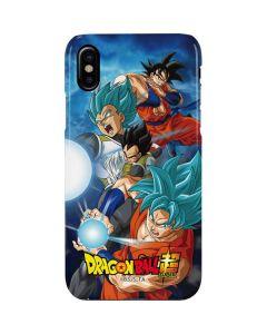 Goku Vegeta Super Ball iPhone XS Max Lite Case