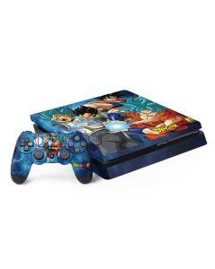 Goku Vegeta Super Ball PS4 Slim Bundle Skin