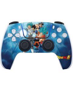 Goku Vegeta Super Ball PS5 Controller Skin