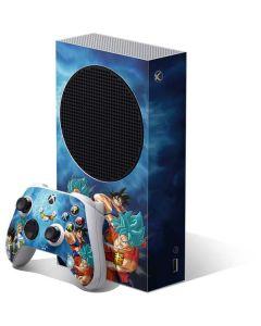 Goku Vegeta Super Ball Xbox Series S Bundle Skin