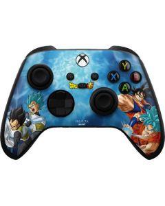 Goku Vegeta Super Ball Xbox Series X Controller Skin