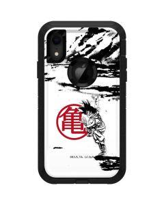 Goku Wasteland Bold Otterbox Defender iPhone Skin