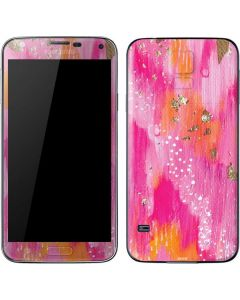 Gold Dust Galaxy S5 Skin