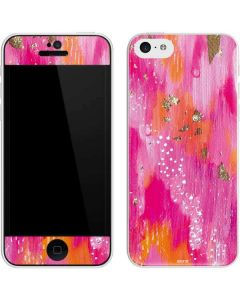 Gold Dust iPhone 5c Skin