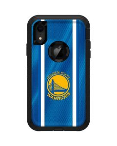 Golden State Warriors Jersey Otterbox Defender iPhone Skin