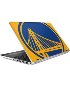 Golden State Warriors Large Logo HP Pavilion Skin