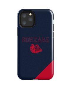 Gonzaga Bulldogs Logo iPhone 11 Pro Impact Case