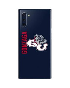 Gonzaga GU Galaxy Note 10 Skin