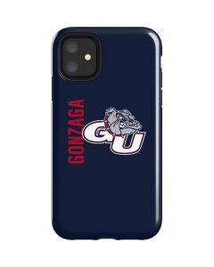 Gonzaga GU iPhone 11 Impact Case