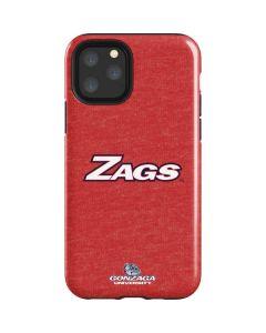 Gonzaga Zags iPhone 11 Pro Impact Case