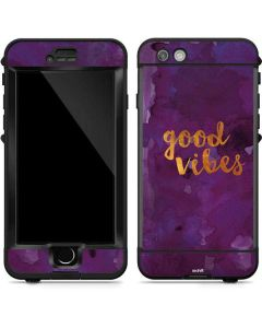Good Vibes LifeProof Nuud iPhone Skin