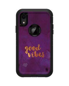Good Vibes Otterbox Defender iPhone Skin