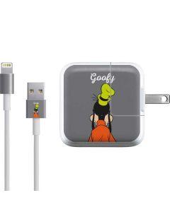 Goofy Backwards iPad Charger (10W USB) Skin