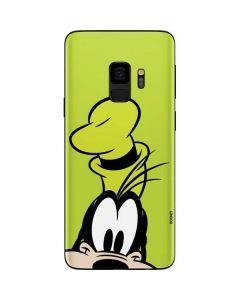 Goofy Up Close Galaxy S9 Skin