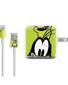 Goofy Up Close iPad Charger (10W USB) Skin