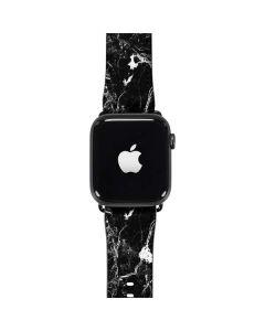 Graphite Black Apple Watch Band 42-44mm