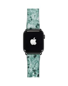 Graphite Turquoise Apple Watch Band 42-44mm