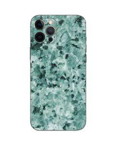 Graphite Turquoise iPhone 12 Pro Max Skin