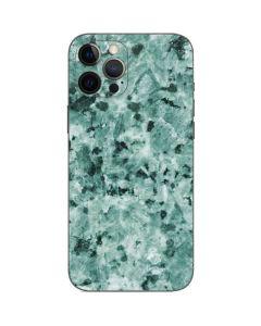 Graphite Turquoise iPhone 12 Pro Skin