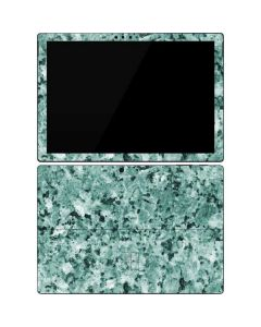 Graphite Turquoise Surface Pro 7 Skin