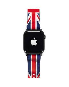 Great Britain Flag Apple Watch Case