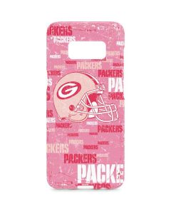 Green Bay Packers - Blast Pink Galaxy S8 Plus Lite Case