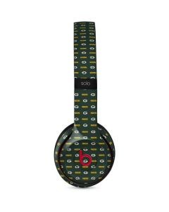 Green Bay Packers Blitz Series Beats Solo 2 Wireless Skin