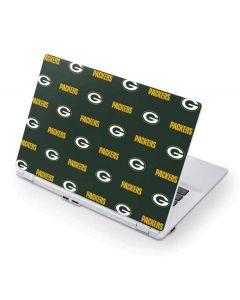 Green Bay Packers Blitz Series Acer Chromebook Skin