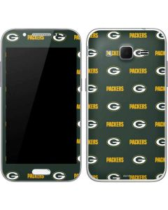 Green Bay Packers Blitz Series Galaxy Core Prime Skin