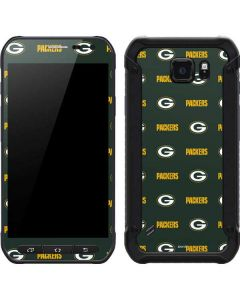 Green Bay Packers Blitz Series Galaxy S6 Active Skin
