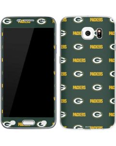 Green Bay Packers Blitz Series Galaxy S6 Skin