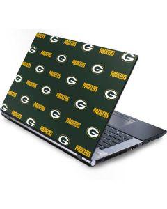 Green Bay Packers Blitz Series Generic Laptop Skin