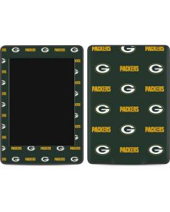 Green Bay Packers Blitz Series Amazon Kindle Skin