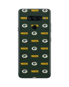 Green Bay Packers Blitz Series LG V40 ThinQ Skin