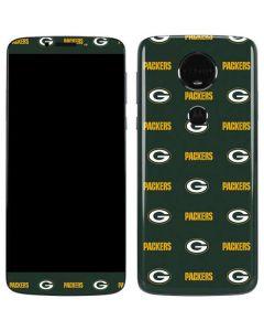 Green Bay Packers Blitz Series Moto E5 Plus Skin