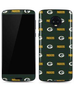 Green Bay Packers Blitz Series Moto G6 Skin