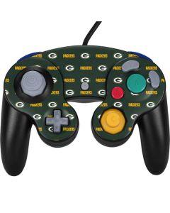 Green Bay Packers Blitz Series Nintendo GameCube Controller Skin