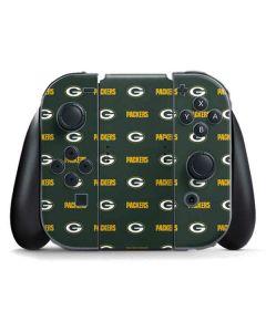 Green Bay Packers Blitz Series Nintendo Switch Joy Con Controller Skin