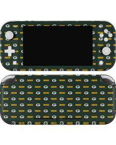 Green Bay Packers Blitz Series Nintendo Switch Lite Skin