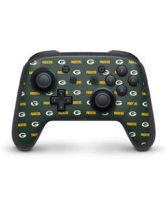 Green Bay Packers Blitz Series Nintendo Switch Pro Controller Skin