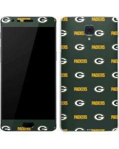 Green Bay Packers Blitz Series OnePlus 3 Skin